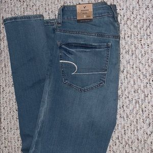 NWT AE Jeggings Size 6